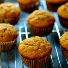 Sweet Potato Muffins II Recipe