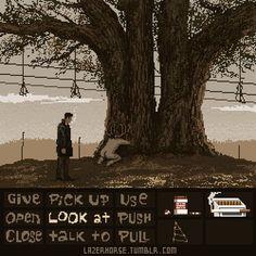 Así sería un videojuego de True Detective en la gloriosa época de las aventuras gráficas de LucasArts - 3DJuegos