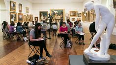 Check out this awesome guide to the amazing art currently on display at the AGNSW!