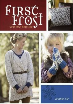 First Frost – Cozy Folk Knitting (Lucinda Guy)