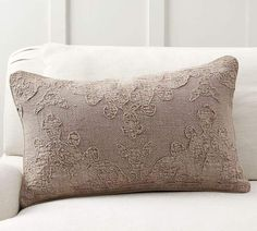 Find throw and accent pillows from Pottery Barn to easily update your space. Shop our pillow collection to find decorative pillows in classic styles, prints and colors. Applique Pillows, Embroidered Cushions, Throw Pillows, Throw Blankets, Accent Pillows, Neutral Pillows, Mirrored Picture Frames, Before And After Diy, Diy