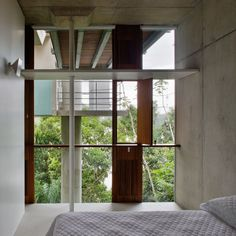 Beach House, Ubatuba, Brazil by SPBR Arquitetos