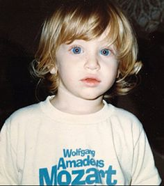little Keegan, love his eyes most <3 perfect!