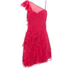 Soft Frill Dress