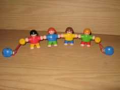 Vintage Playmobil Baby Toddler Stroller Clip on String Toy Boys Girls I   eBay