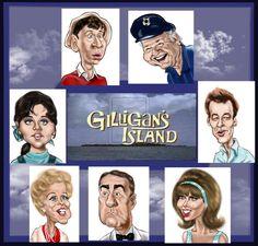 Gilligan's Island Gallery by adavis57 on deviantART