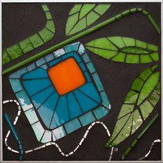 (24) Fab.com | BLOOM2 Vivid Mosaic 8x8  Beautiful. I want to make these.