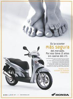Gráfica Prensa / Honda Motos / Scoopy125 juannavarro.jnt@gmail.com