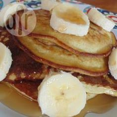 Flourless banana pancakes @ allrecipes.co.uk
