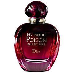 DIOR HYPNOTIC POISON EAU SECRÈTE Eau de Parfum ($93) ❤ liked on Polyvore