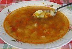 Om du tycker om soppa kommer du att älska den här! Den hjälper dig inte bara att gå ner i vikt utan är dessutom riktigt god.
