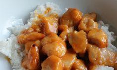 CarpeTheSangria: Healthy Crock Pot Orange Chicken