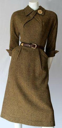 1950's Pat Hartley dress