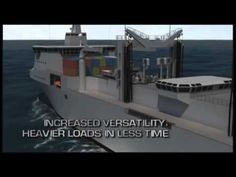 ▶ BRAVE class replenishment and support ship - YouTube