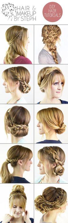 braid tutorials