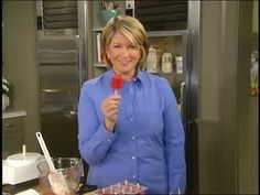 How to Make Fruit Ice Pops at Home Videos | Food How to's and ideas | Martha Stewart