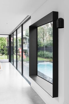 Real reno: A stylish family home with disabled access - The Interiors Addict Interior Windows, Interior And Exterior, Natural Oak Flooring, Modern Windows, Architecture Details, Future House, Modern Design, Modern Window Design, House Plans