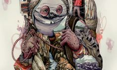 Pat Perry's Art