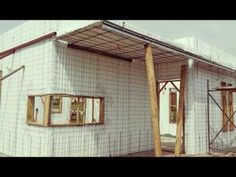 3d Panels, Interior Exterior, Pergola, Shed, Outdoor Structures, Building, House, Youtube, Home Decor