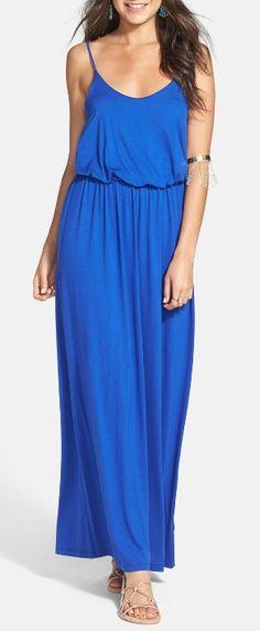 Hello new favorite summer maxi dress