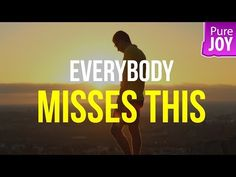 Abraham Hicks THIS Is What Almost EVERYONE Misses Out - must watch - YouTube