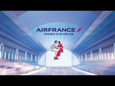 Air France France is in the Air - TV commercial Songs