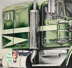 Truck Art, Trucks, Truck, Cars