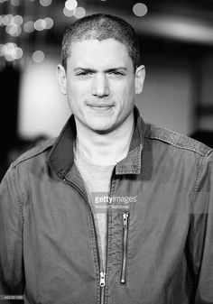 Actor Wentworth Miller attends the Los Angeles special screening of 'The Loft' at Directors Guild Of America on January 2015 in Los Angeles, California. Sarah Wayne Callies, Dominic Purcell, Michael Scofield, Wentworth Miller, Prison Break, Michael J, Best Tv Shows, Celebs, Eyes