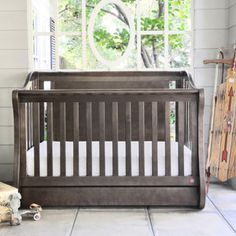 Mayfair Crib Rustic Brown.....crib we have picked out so far