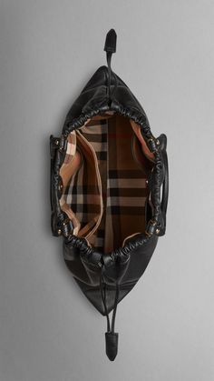 The Big Crush in Leather | Burberry