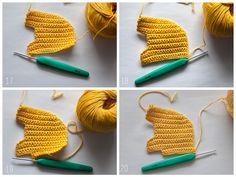 Käsintehtyä ja kaunista: Virkatun norsun kuvallinen virkkausohje Sewing Projects For Beginners, Projects To Try, Crochet Toys, Knit Crochet, Baby Patterns, Crochet Patterns, Diy Bebe, Crochet Elephant, Baby Rattle