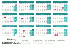 Kalender 2017 für Hamburg http://www.kalender-2017.net/feiertage-hamburg/