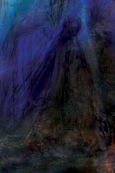 La Grande Madre - Acqua Daniela Gorla Digital Art