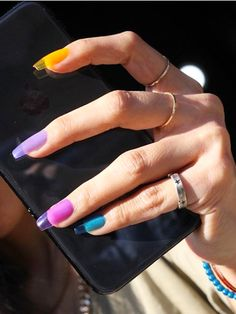 """Jelly Nails"" Are Summer's Biggest Manicure Trend"