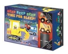 Beep Beep Beep: A Road Play Set, Novelty book