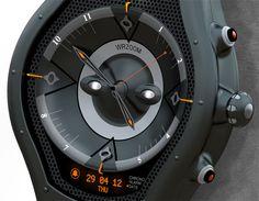 LIV Watch Concept by Alp Germaner