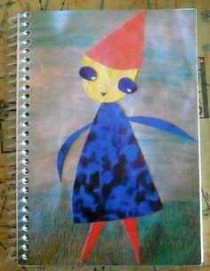 Cuaderno 12x17 cm 80 hojas lisas color hueso