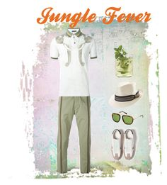 """""""Jungle Fever"""" by rangouz on Polyvore featuring Tom Ford, Zara, Scala, men's fashion and menswear"""