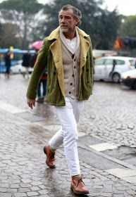 MY FASHION TRICKS: Street style: Alessandro Squarzi