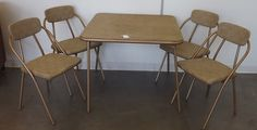 FREE SHIPPING Vintage Costco Folding Table by UniquelyAttainable, $225.00