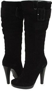 Lane Bryant boots (great for my big calves...thanks to swimming ...