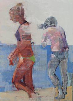 "Saatchi Art Artist christos tsimaris; Painting, ""ibiza morning"" #art"