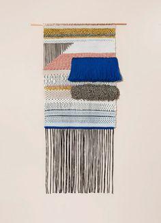Textile weavings by Brook & Lyn