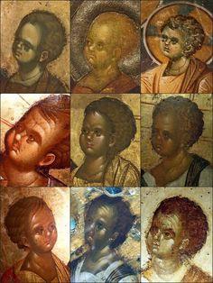 Byzantine Art, Byzantine Icons, Face Icon, Medieval Art, Orthodox Icons, Ancient Art, Fresco, Mona Lisa, Drawings