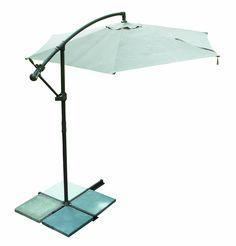 Delightful 10u0027 Offset Umbrella, $88.63 Walmart