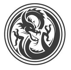 Enter the dragon vector