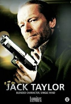 """Jack Taylor (2010 -2016) 9 TV MOVIES / Irish Crime Drama at its best – from the novels of Ken Bruen // Jack Taylor is an Irish television drama based on a series of novels by Ken Bruen. Set in Galway, the series stars Iain Glen in the eponymous role of Jack Taylor, a former officer with the Garda Síochána (national police) who becomes a """"finder"""" (ie. a private investigator) after leaving the service"""