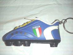 Team ITALY Italia - Football / Soccer Mini Boot Keychain Key Ring | eBay