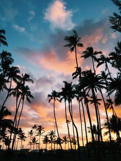 Hawaii...