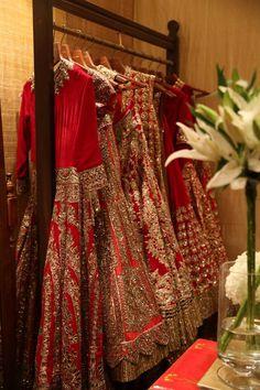 The Vogue Wedding show 2014 ~~ Manish Malhotra! So beautiful and detailed!